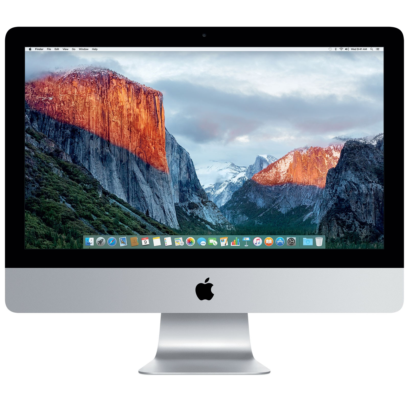 "iMac 21"" 4K Core I5 Quad, 2,3 GHZ, 8 Go Ram, 1 To"