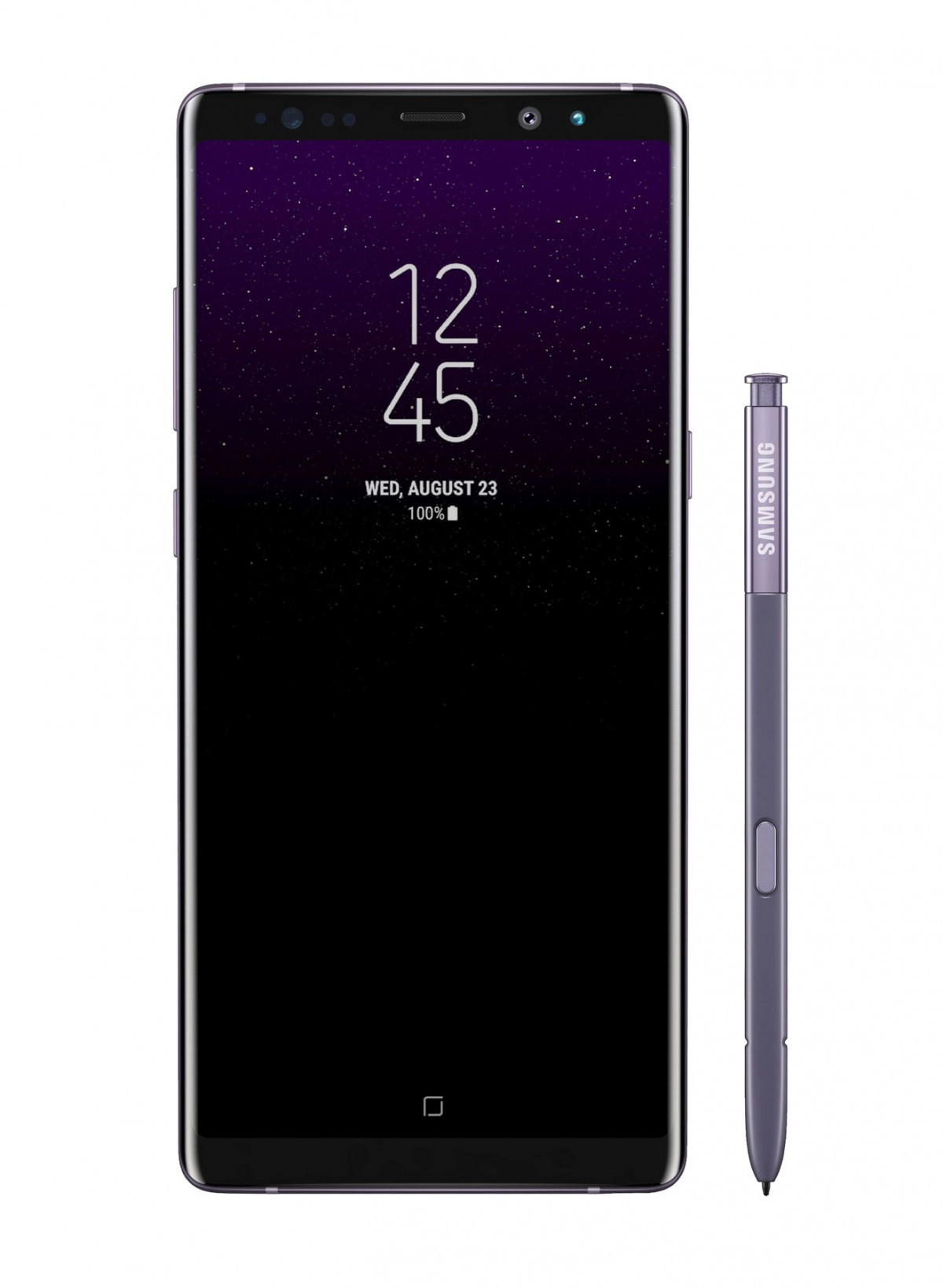 Samsung Galaxy Note 8 SM-N950 Orchid Grey 64 GO