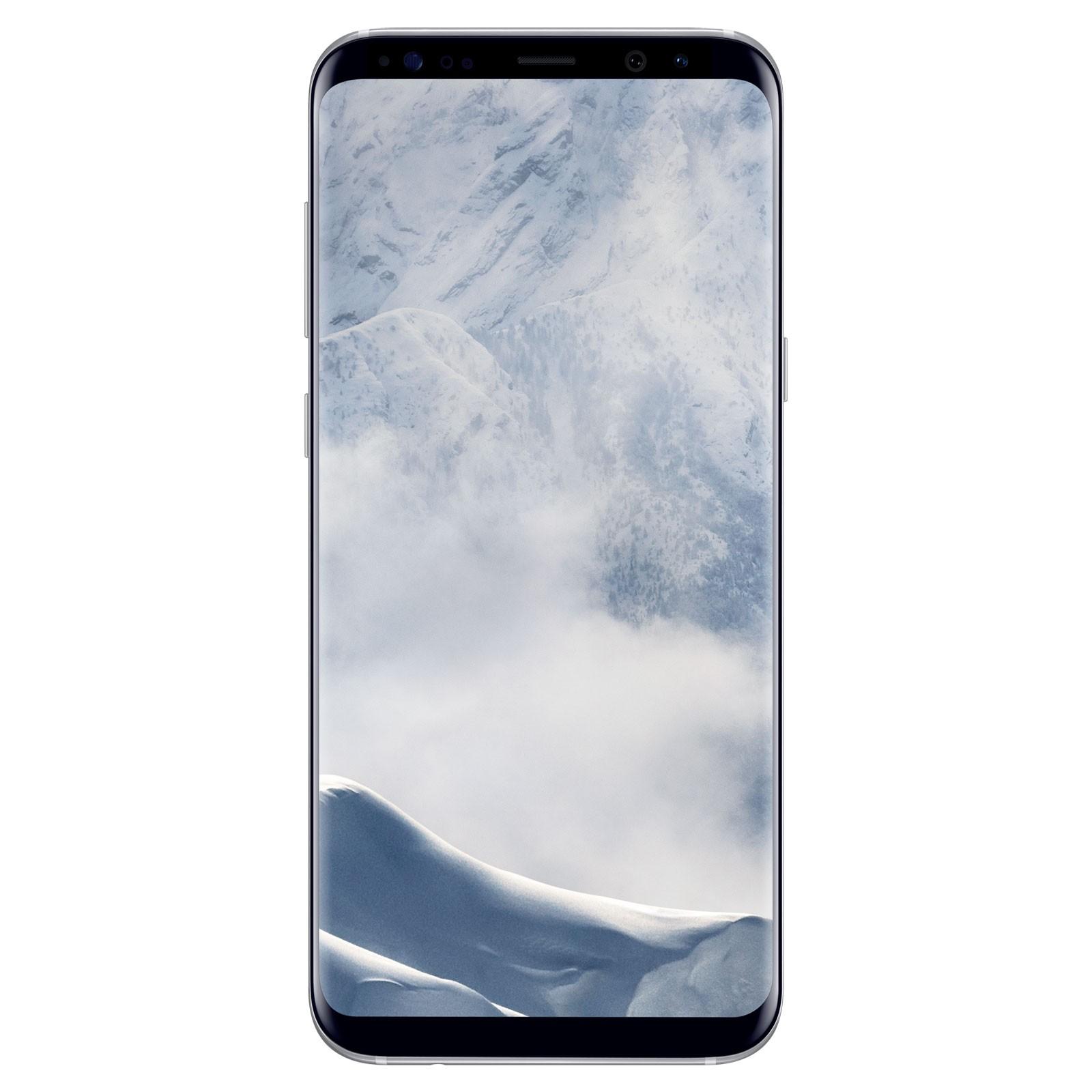 Samsung Galaxy S8 Plus Argent Polaire 64 Go SM-G955F