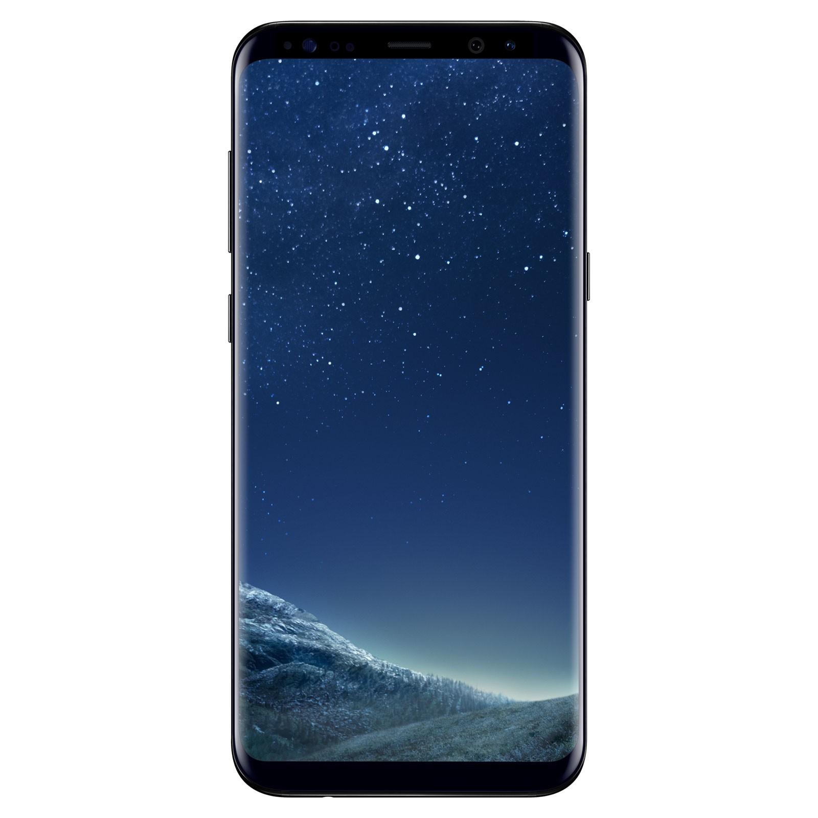 Samsung Galaxy S8 Plus Noir Carbonne 64 Go SM-G955F