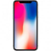 iPhone X 64 Go Gris Sidéral (1 an de Garantie)