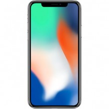 iPhone X 256 Go Silver (1 an de Garantie)