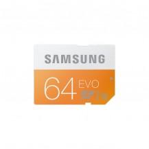 Carte mémoire Samsung SDHC 64 Go EVO Class 10